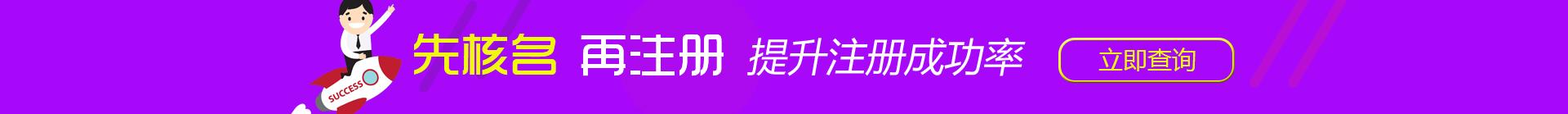 长沙公司核名
